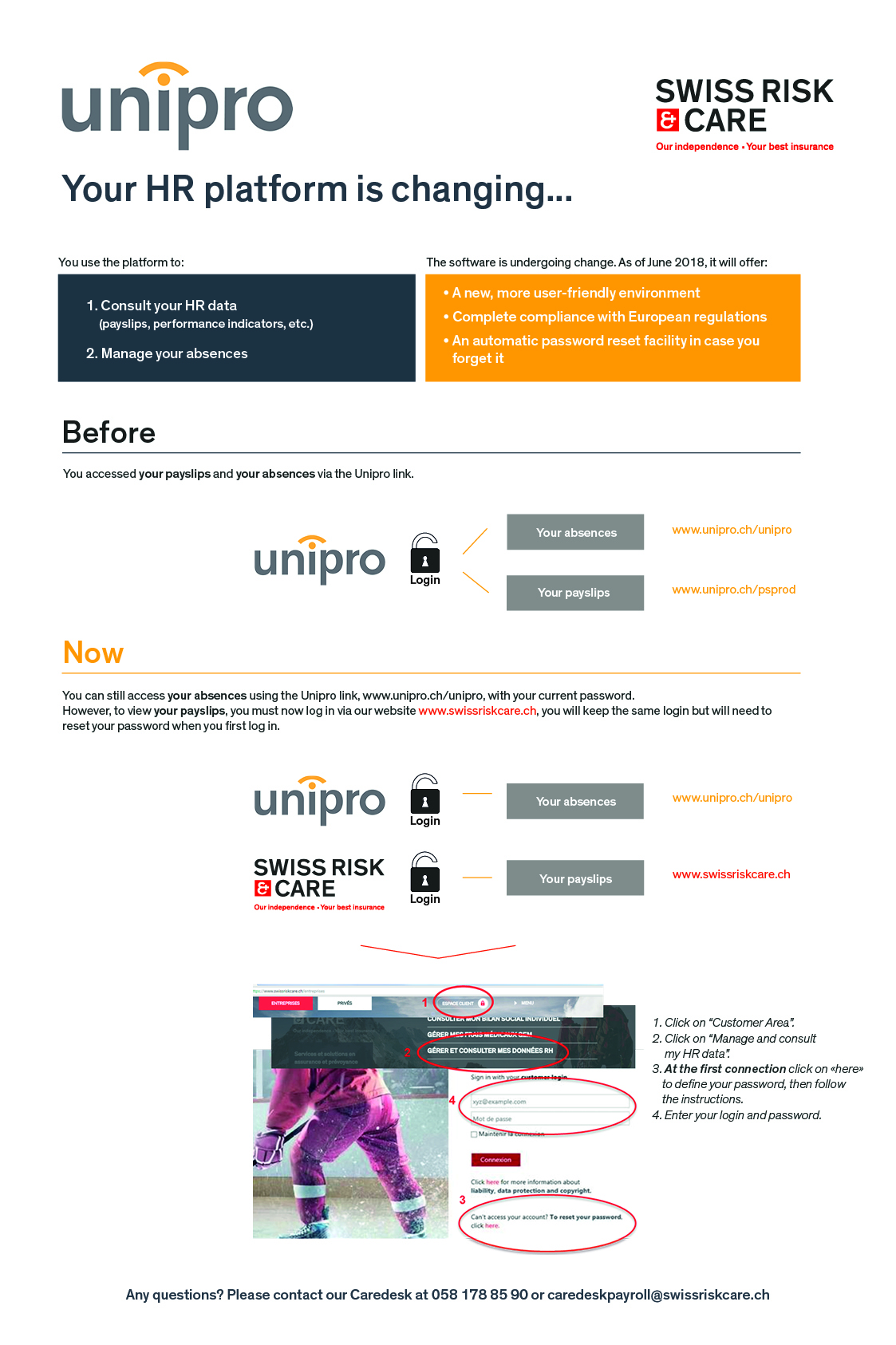 Unipro : your HR platform is changing