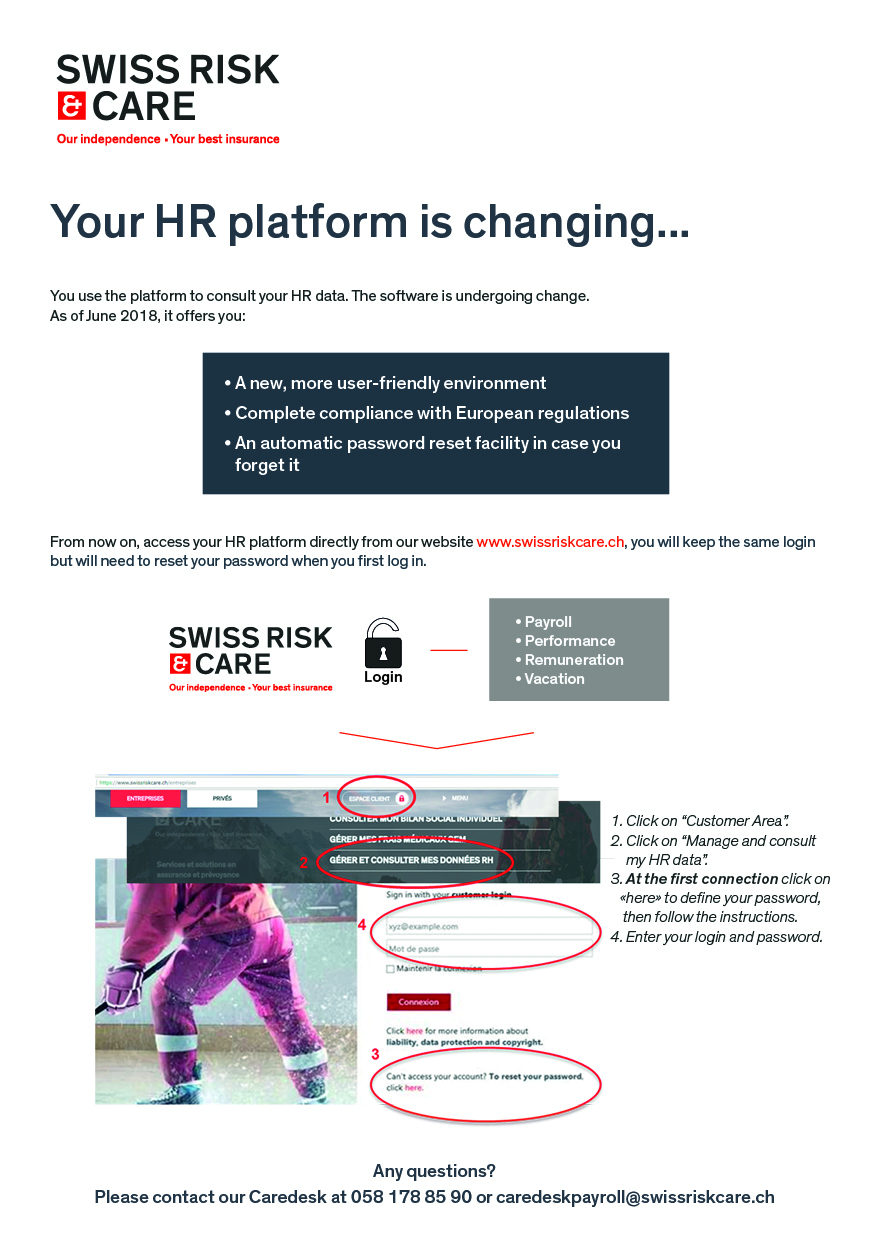 Your HR platform is changing