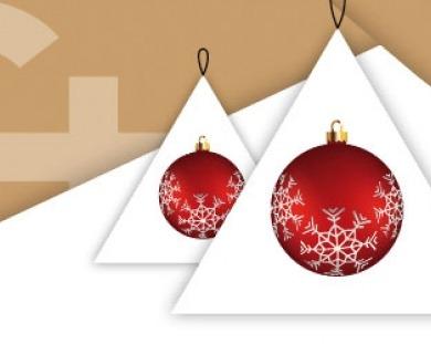 Joyeux Noël et Bonne Année 2019 !